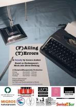 (F)Ailing (T)Errors poster